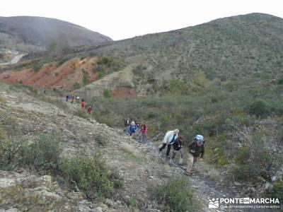El Monasterio del Bonaval y el cañón del Jarama;club trekking rutas y senderismo madrid club sende